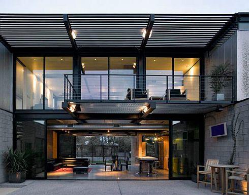 House in tempe arizona interior designs for Modern homes arizona