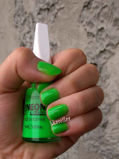 Flormar Super Neon Colors nr N014