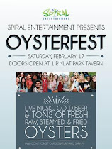 It's the Spiral Entertainment Oysterfest!