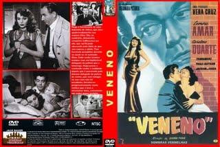 VENENO (1952) - CINEMA NACIONAL - MUITO RARO
