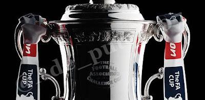 Drawing Hasil Undian Babak IV Piala FA 2013 - Ade putera