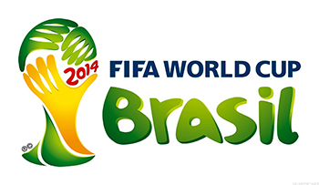Logo FIFA World Cup 2014