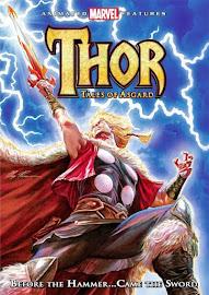 Thor Historias de Asgard