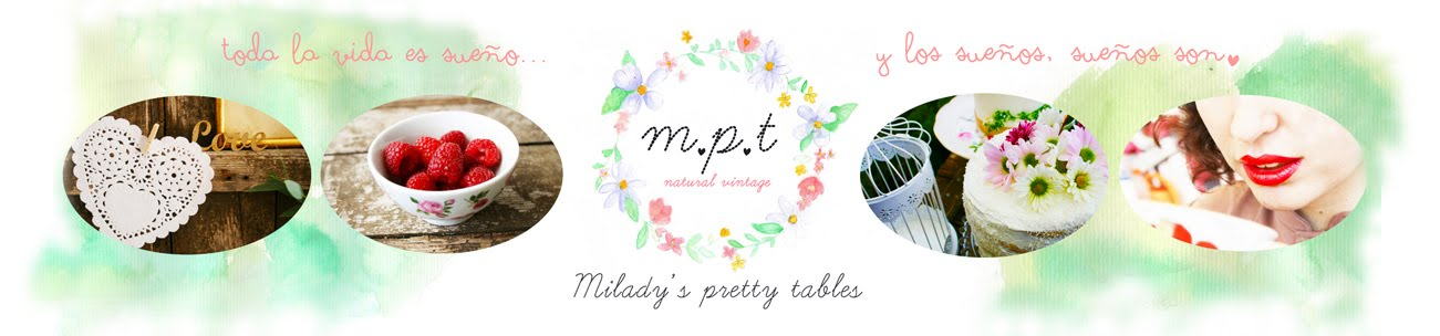 Milady's pretty tables