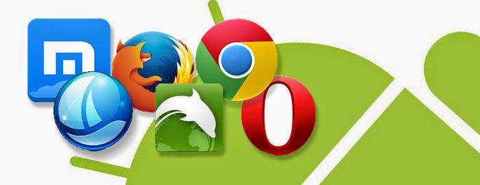 Conoce los mejores navegadores  web  para Android