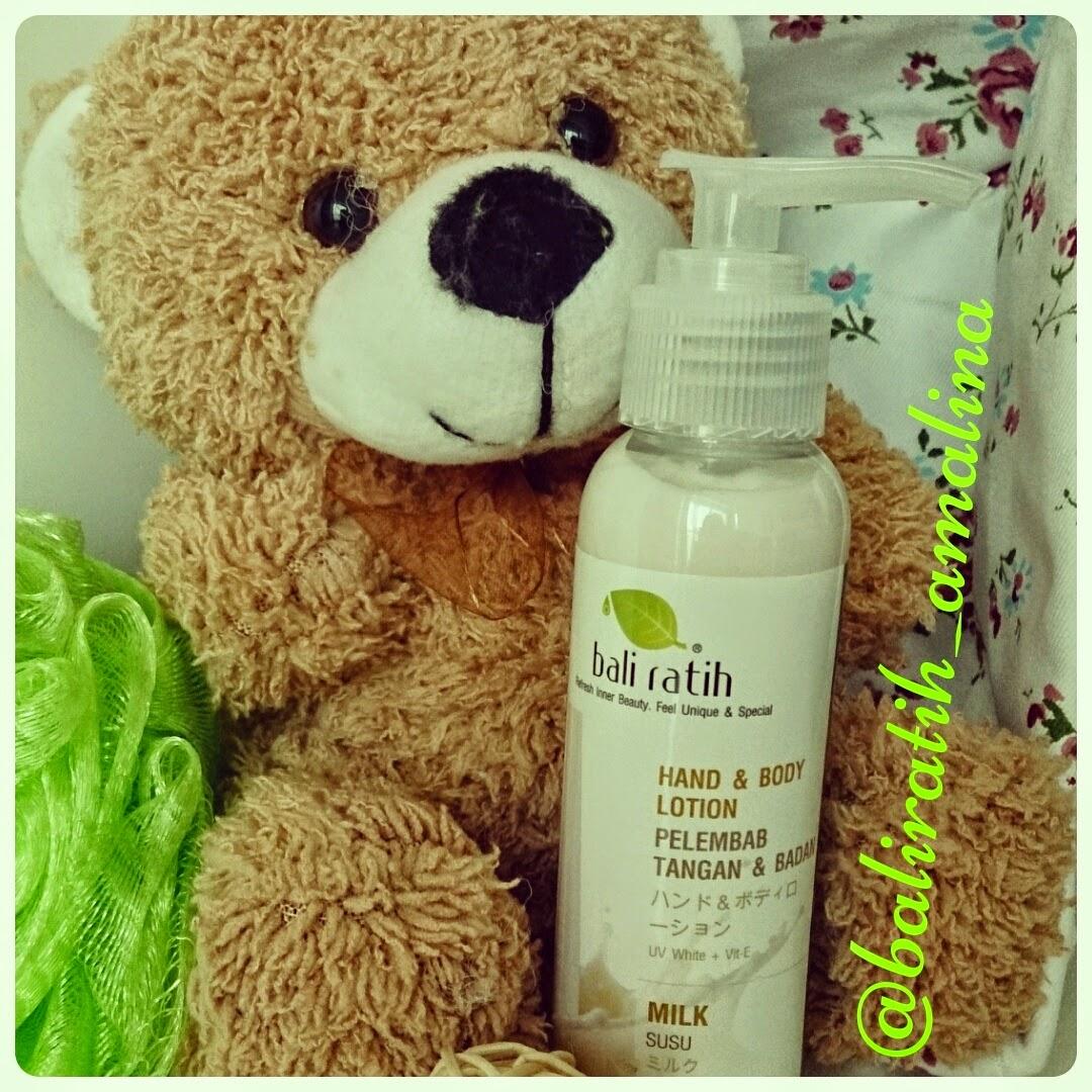 Amalina Skin Food 2014 Body Lotion Bali Ratih