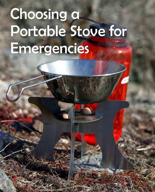 Choosing a Portable Stove for Emergencies