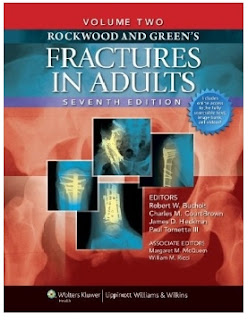 Rockwood and Green's Fractures in Adults 7th Edition PDF