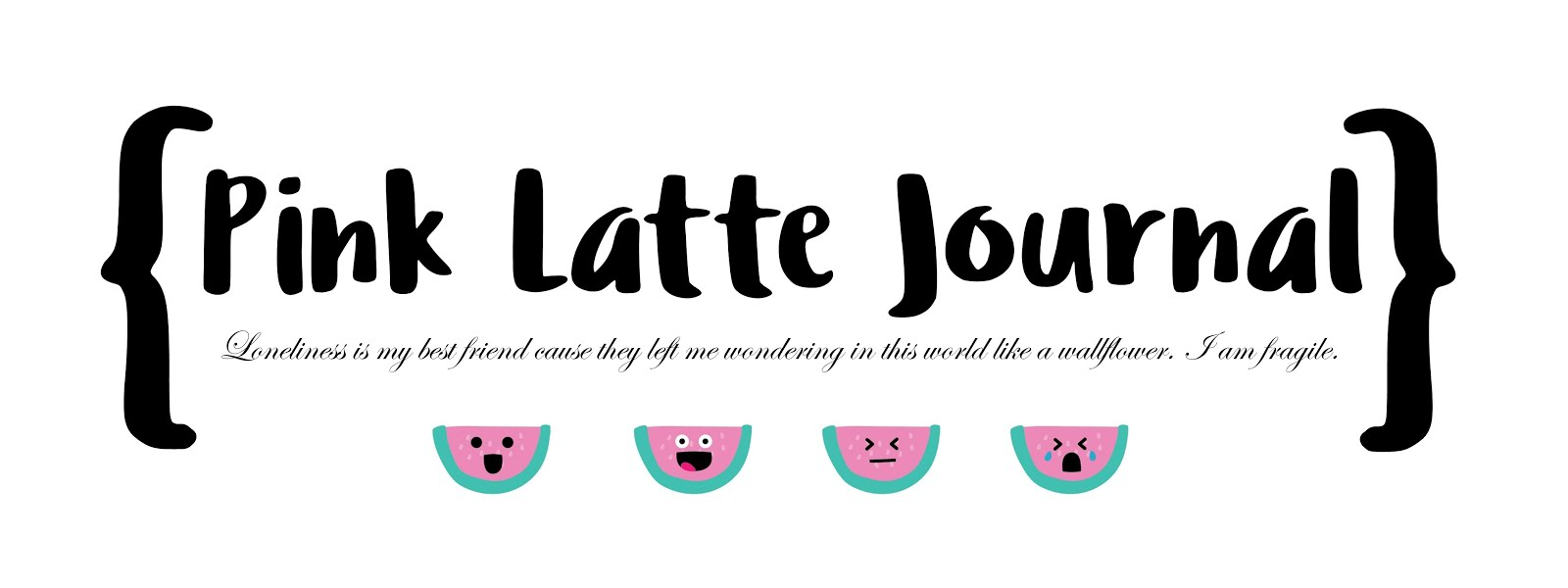 Pink latte journal