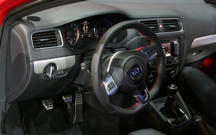 2012 Volkswagen Jetta GLI Interior
