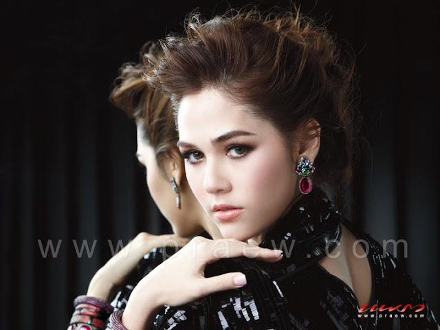 Araya Alberta Hargate- Model