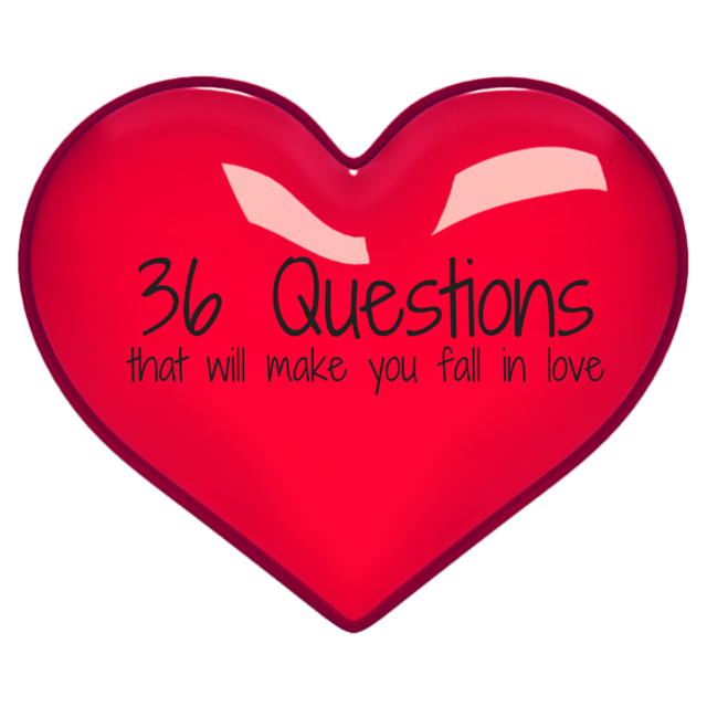 arthur aron 36 questions pdf