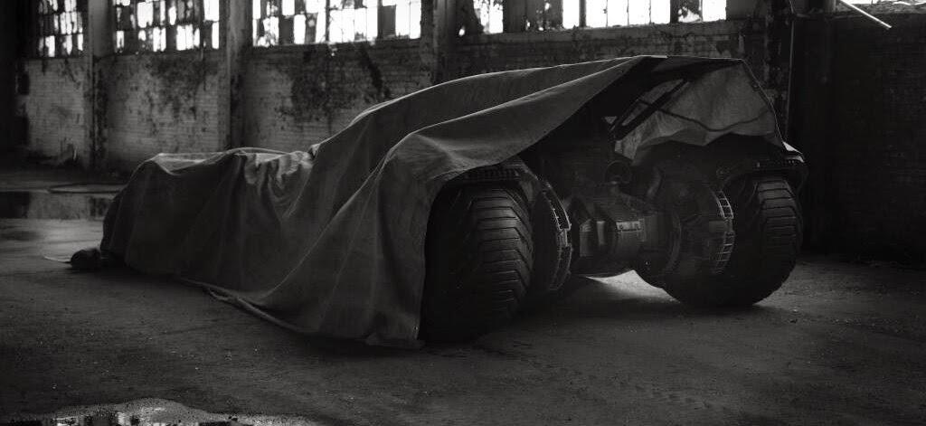 Batman vs Superman | Visual do novo Batmóvel será revelado amanhã