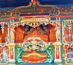Australia Fair Organ