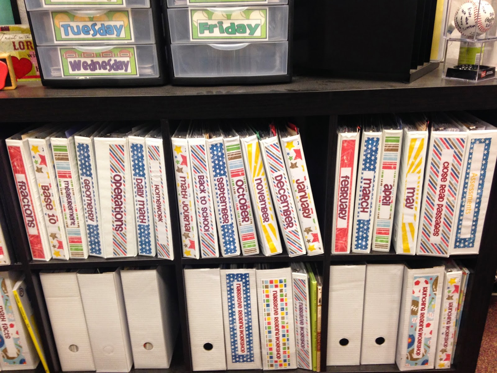 Diary of a Not So Wimpy Teacher: May 2014  Organized Student Binder