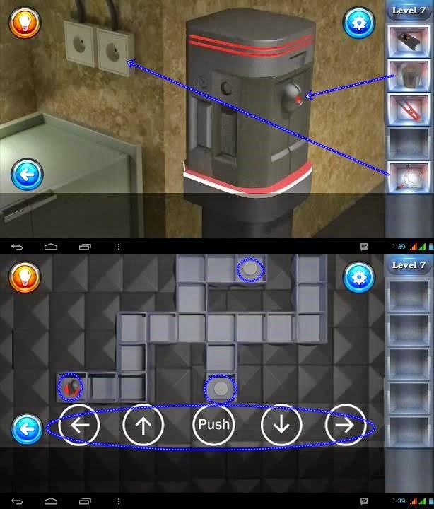 Bank Escape Level 7 Solve