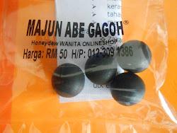 MAJUN ABE GAGOH