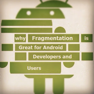 Think the fragmented Android platform is a hindrance? That is why you fail.