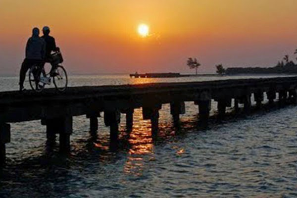 romantisme-sunset-Pulau-Tidung