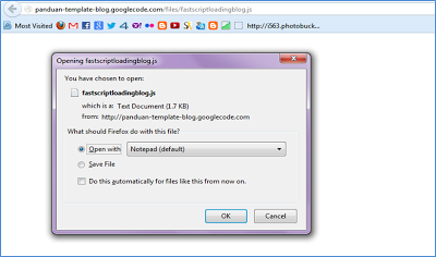 Cara Mengganti dan Membuat Kode Script Blog