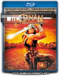 Conan, o Destruidor Torrent - BluRay Rip 720p Dublado