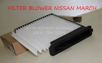 Cabin Filter Nissan March