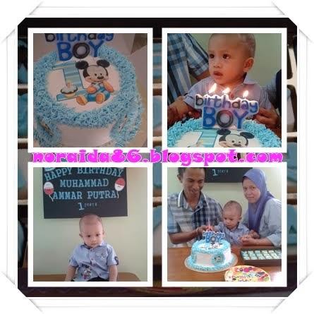 BIRTHDAY BOY 1 YEARS