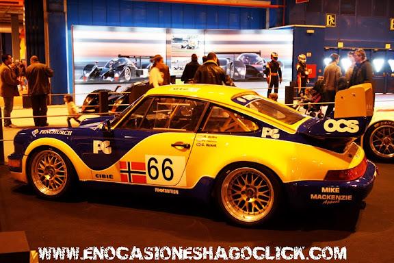 Porsche 911 Madrid Motor Days