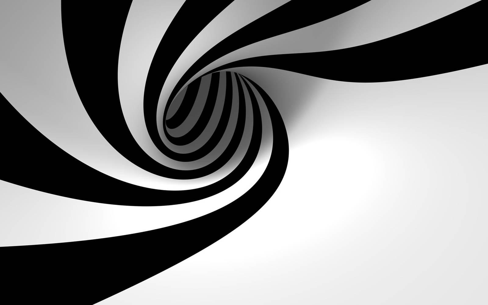 wallpaper 3d graphic spiral wallpapers