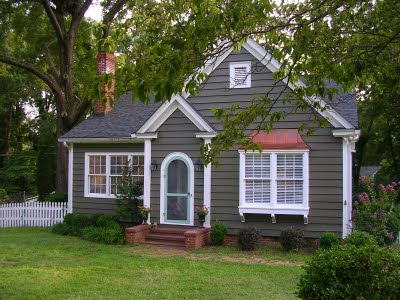 Sixty fifth avenue exterior paint color for Beach house gray paint colors