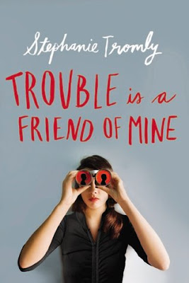 Trouble is a Friend of Mine gets 5 stars in my book review.  This fantastic YA/Young Adult/Teen mystery read is enjoyable, entertaining, fun, and a quick page turner of a book.  This is a well written book, and I know I'll be reading another book by this new author. Alohamora Open a Book  http://www.alohamoraopenabook.blogspot.com/ clean read, high school, book for boys and girls, mystery, fun, fast read, relatable, interesting and original storyline.