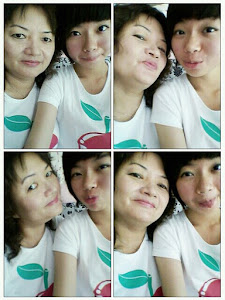 With Mommy :)