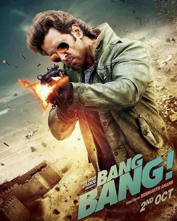Bepanah Title Song Download 320kbps: Bang Bang 2014 Mp3 Song Full Album Download