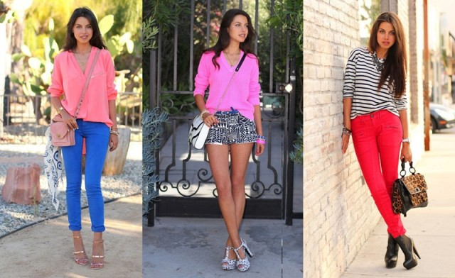 Top 10 Fashion Trends from Spring/Summer Fashion Weeks From bike shorts with blazers to head-to-toe tartan, these are the top fashion trends from the Spring/Summer Fashion Weeks BY Kaitlyn Wilson.