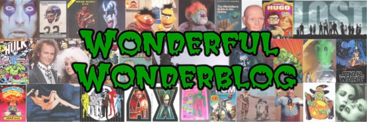 Wonderful Wonderblog