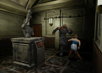 Resident evil 3 Nemesis Screenshot1
