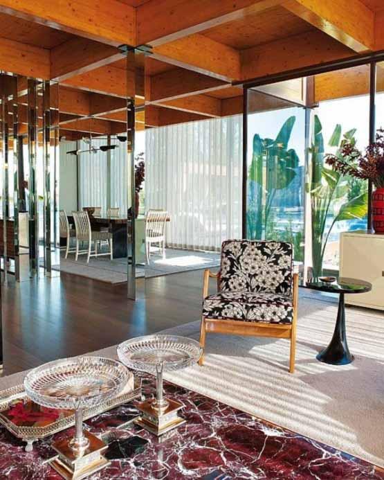 Rumah Modern di Portugal, interior desain, rumah minimalis