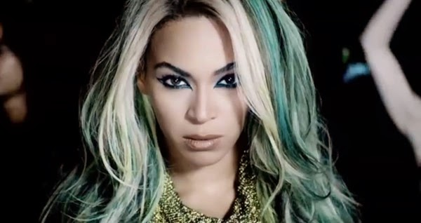 Beyonce Superpower Makeup