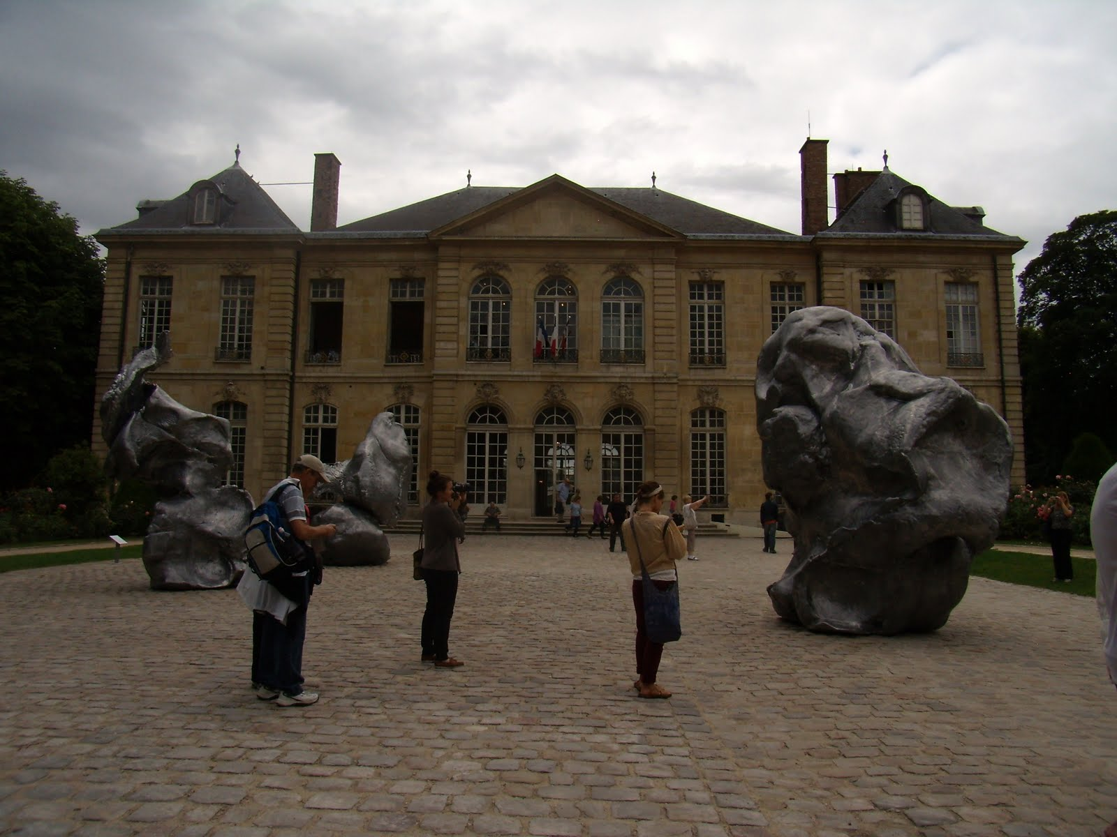 A Taste Of Parisian Life: Rodin and Rodents