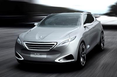 Peugeot SXC