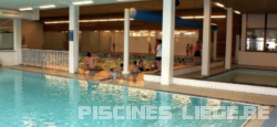 piscine communale de Grâce Hollogne