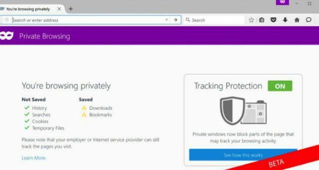 Firefox va bloquer le ciblage publicitaire sur le Web