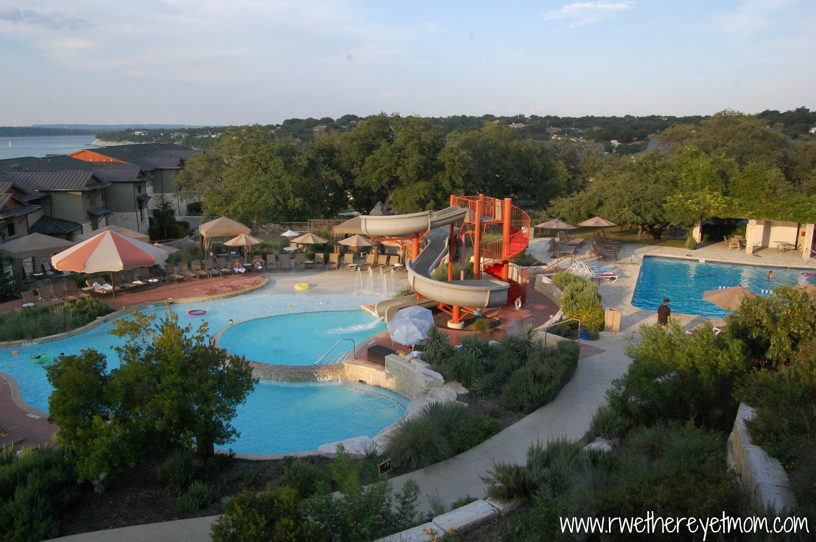 Lakeway resort spa austin texas r we there yet mom for Texas spas and resorts