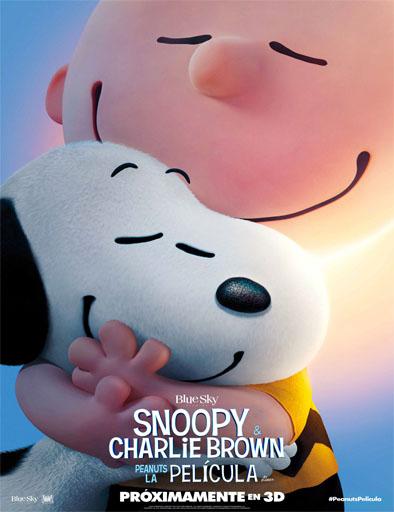 Ver Snoopy y Charlie Brown: Peanuts, La Película (2015) Online