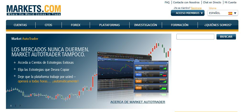 Forexchile demo