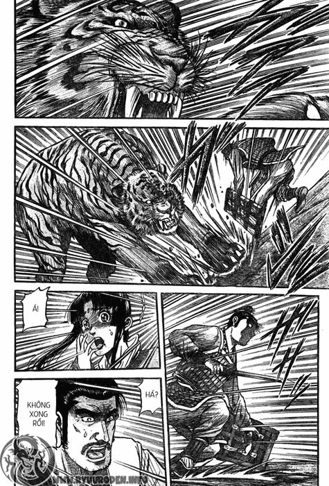 Chú Bé Rồng - Ryuuroden chap 201 - Trang 19
