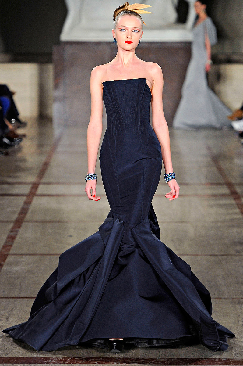 Liaman Mikhael: Zac Posen evening gowns