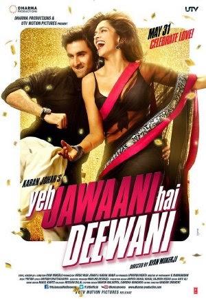 Tuổi Trẻ Rực Lửa - Yeh Jawaani Hai Deewani (2013) Vietsub