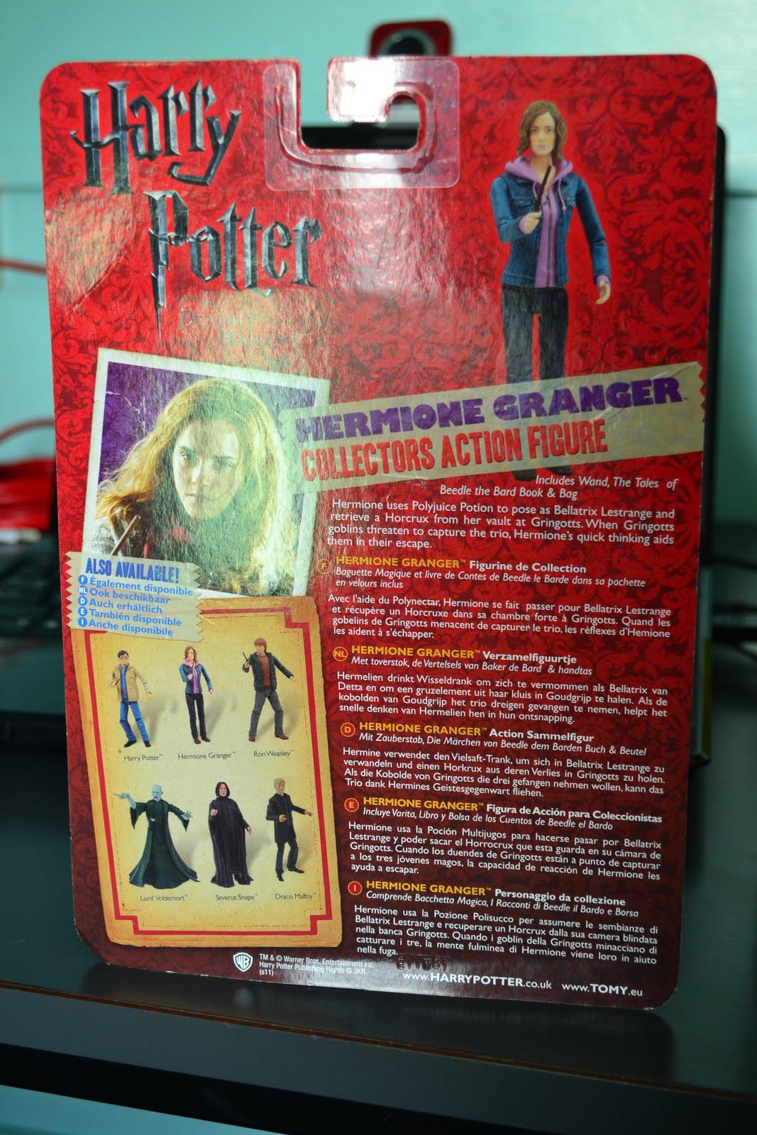 bellatrix lestrange and hermione granger