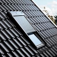 Okno dachowe - roleta zewnętrzna